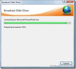 Broadcast - Publishing